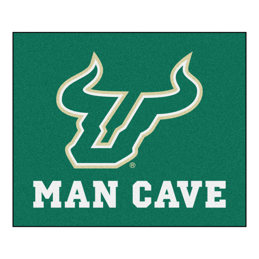 "University of South Florida Man Cave Tailgater 59.5""x71"""
