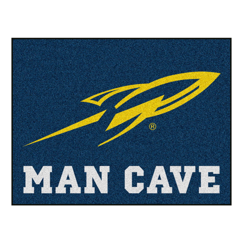 "University of Toledo Man Cave All-Star 33.75""x42.5"""