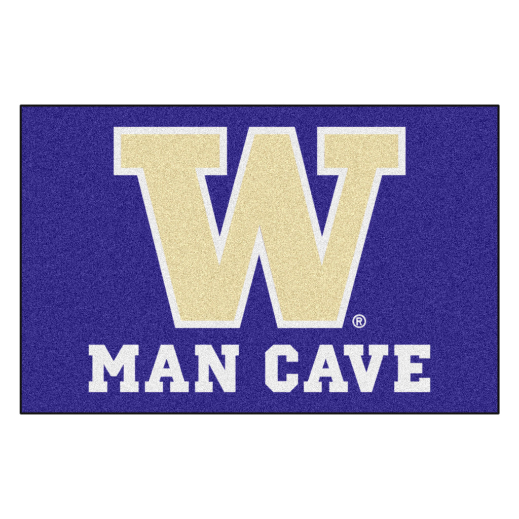 "University of Washington Man Cave Starter 19""x30"""
