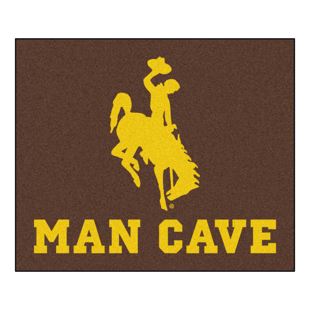 "University of Wyoming Man Cave Tailgater 59.5""x71"""
