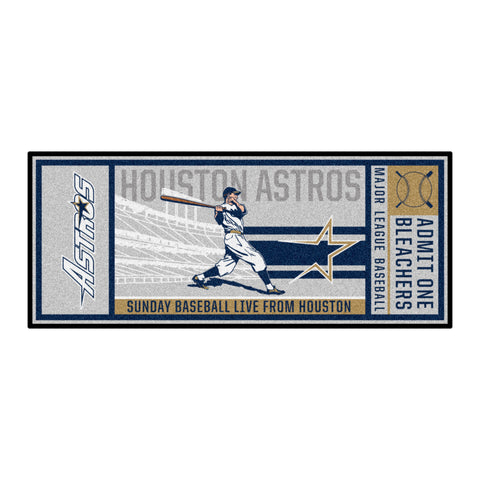 Retro Collection - 1995 Houston Astros Ticket Runner