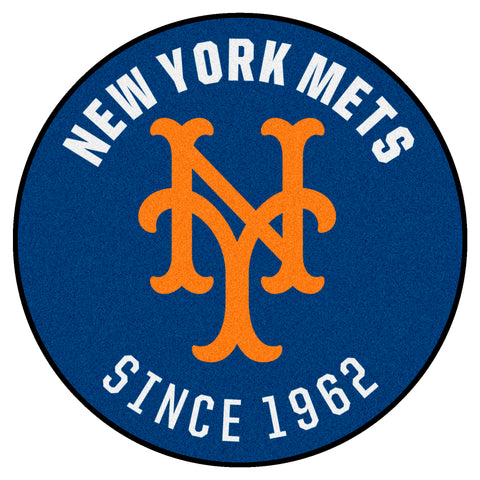Retro Collection - 2014 New York Mets Roundel Mat