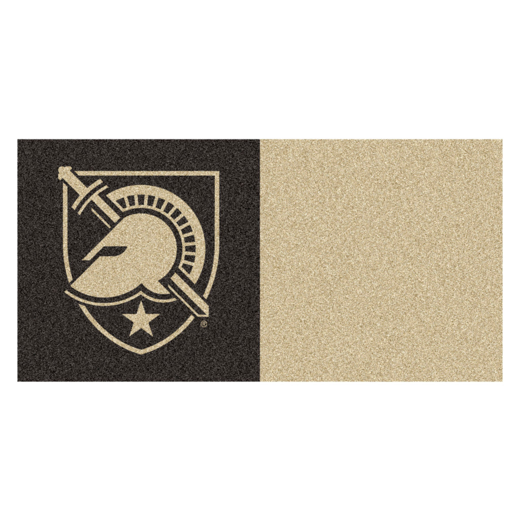 "U.S. Military Academy Team Carpet Tiles 18""x18"""" tiles"""