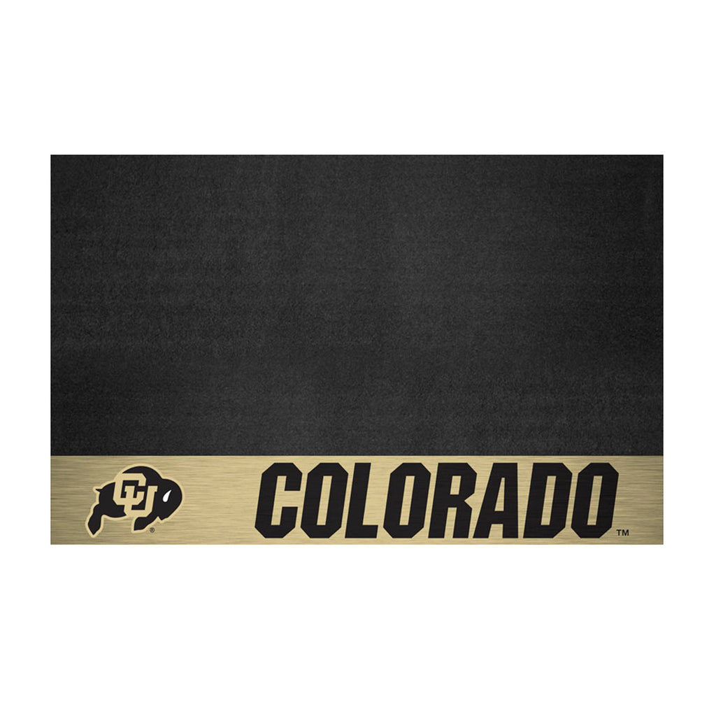 "University of Colorado Grill Mat 26""x42"""