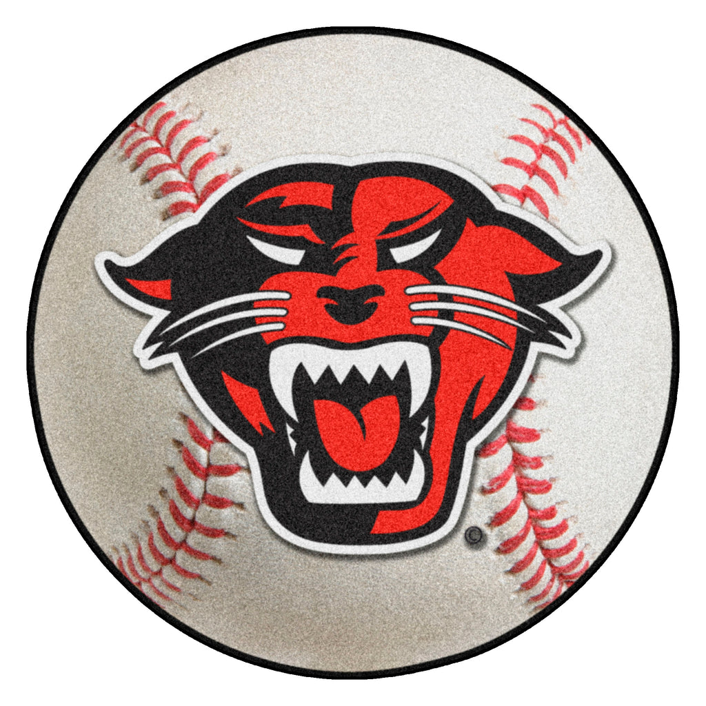 "Davenport University Baseball Mat 27"" diameter"