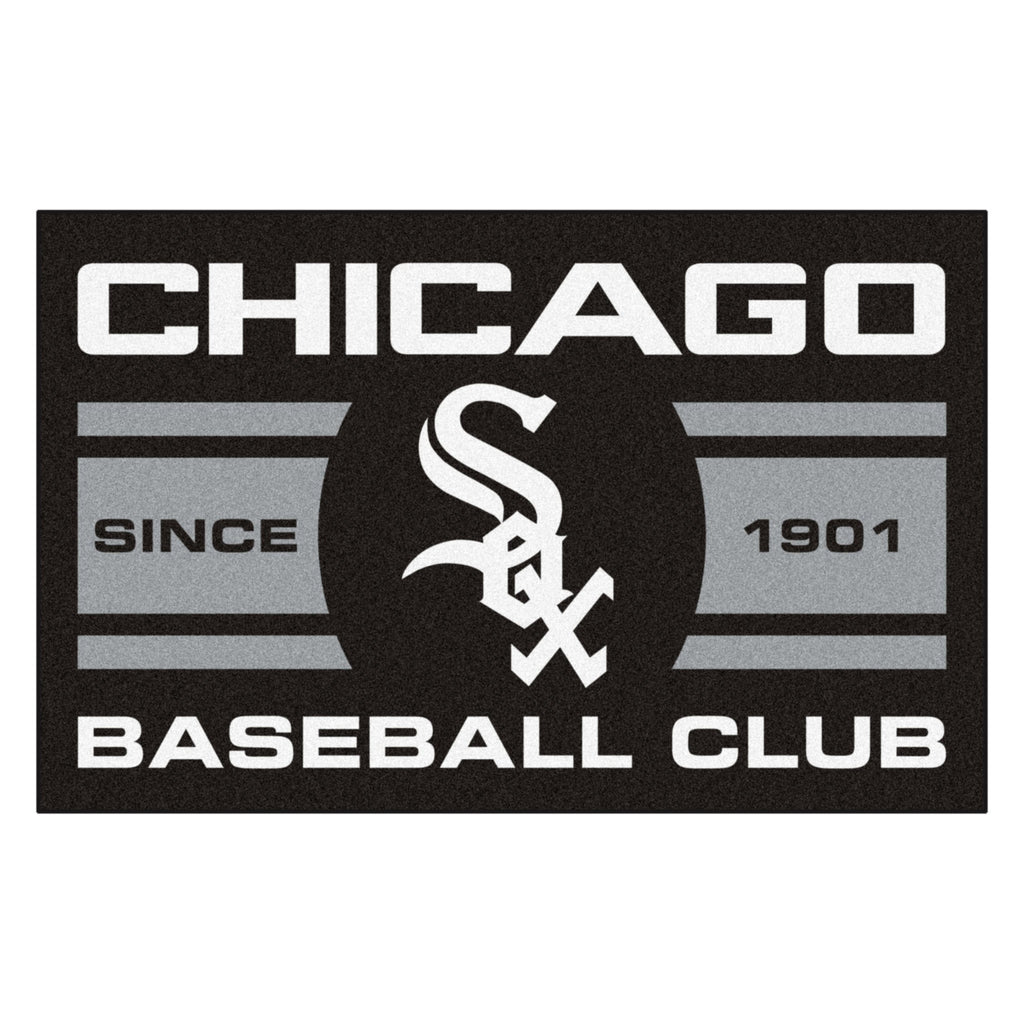 "MLB - Chicago White Sox Starter Mat 19""x30"""