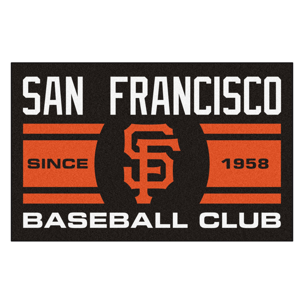 "MLB - San Francisco Giants Starter Mat 19""x30"""