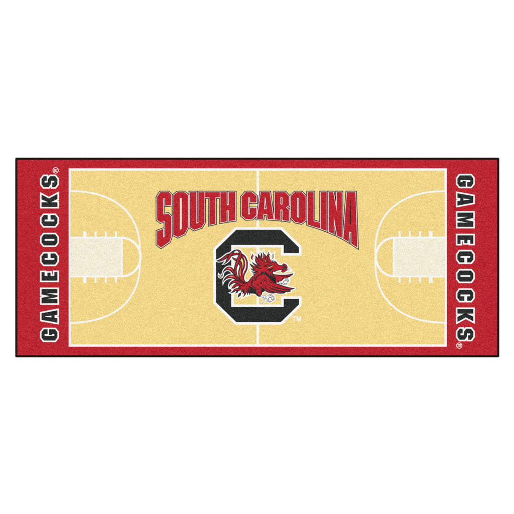 "University of South Carolina NCAA Basketball Runner 30""x72"""