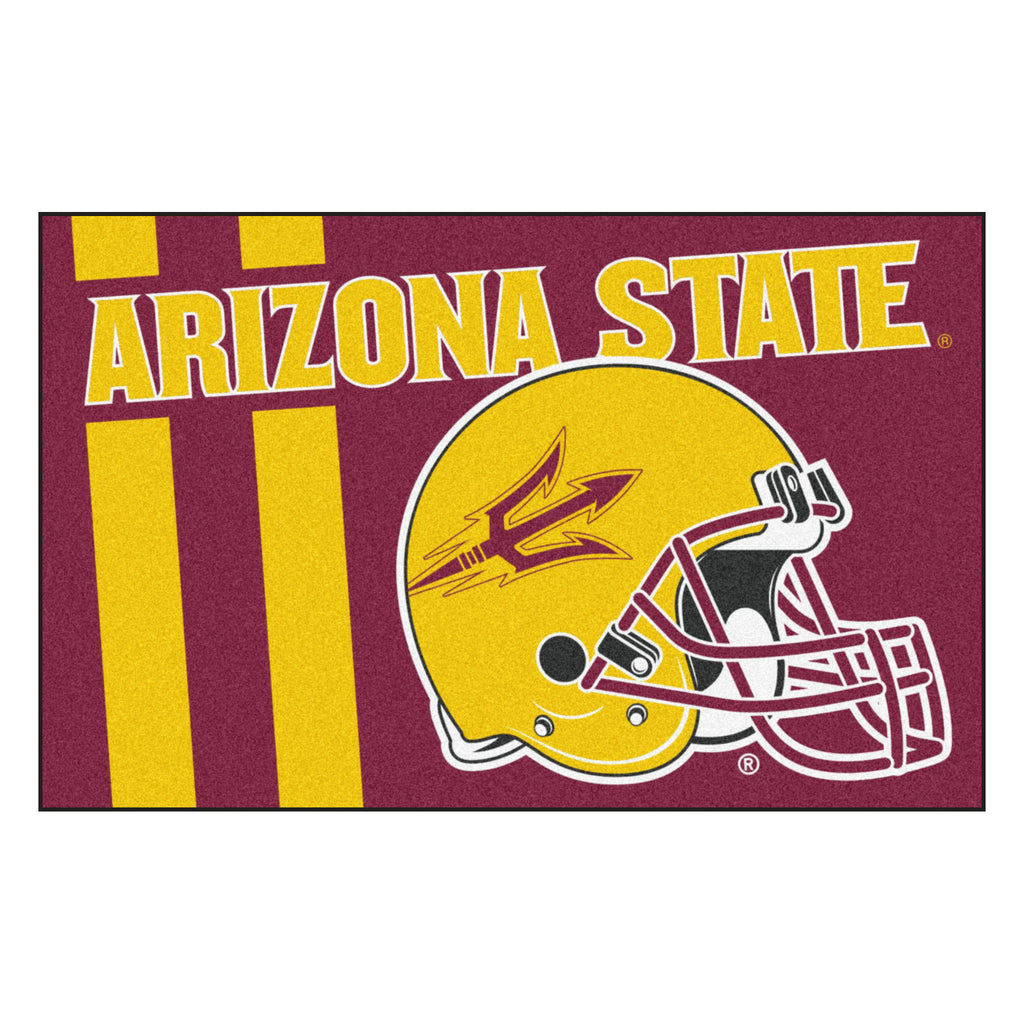 "Arizona State University Starter Mat 19""x30"""