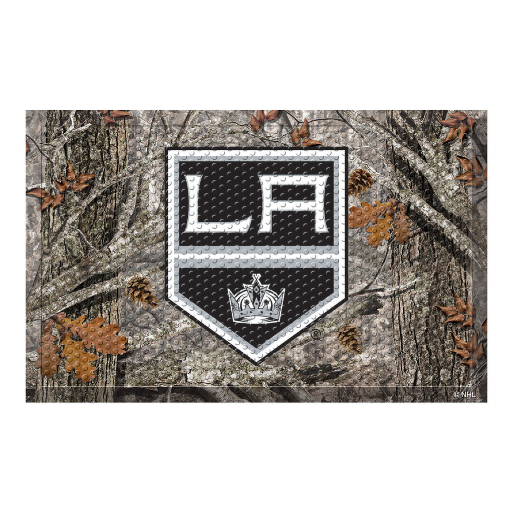 "NHL - Los Angeles Kings Scraper Mat 19""x30"""