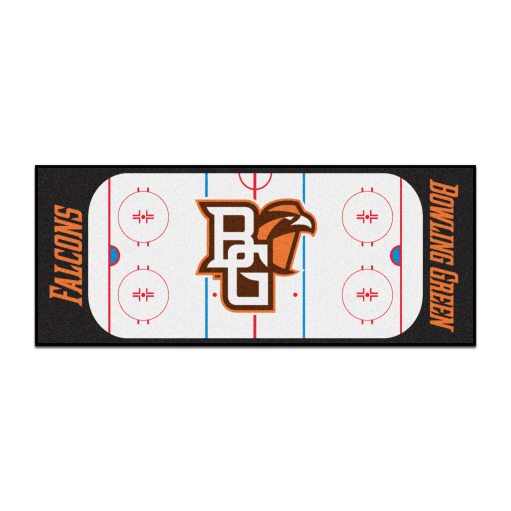"Bowling Green State University Rink Runner 30""x72"""