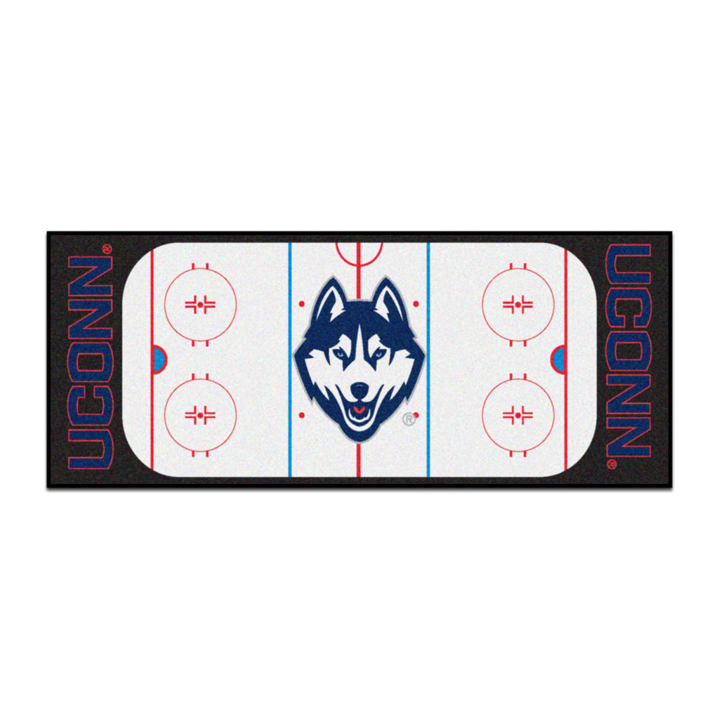 "University of Connecticut Rink Runner 30""x72"""
