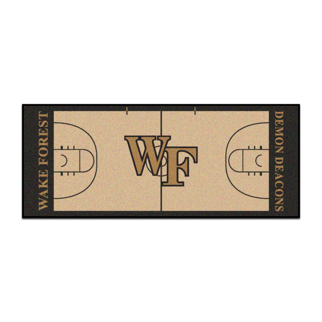 "Wake Forest University NCAA Basketball Runner 30""x72"""