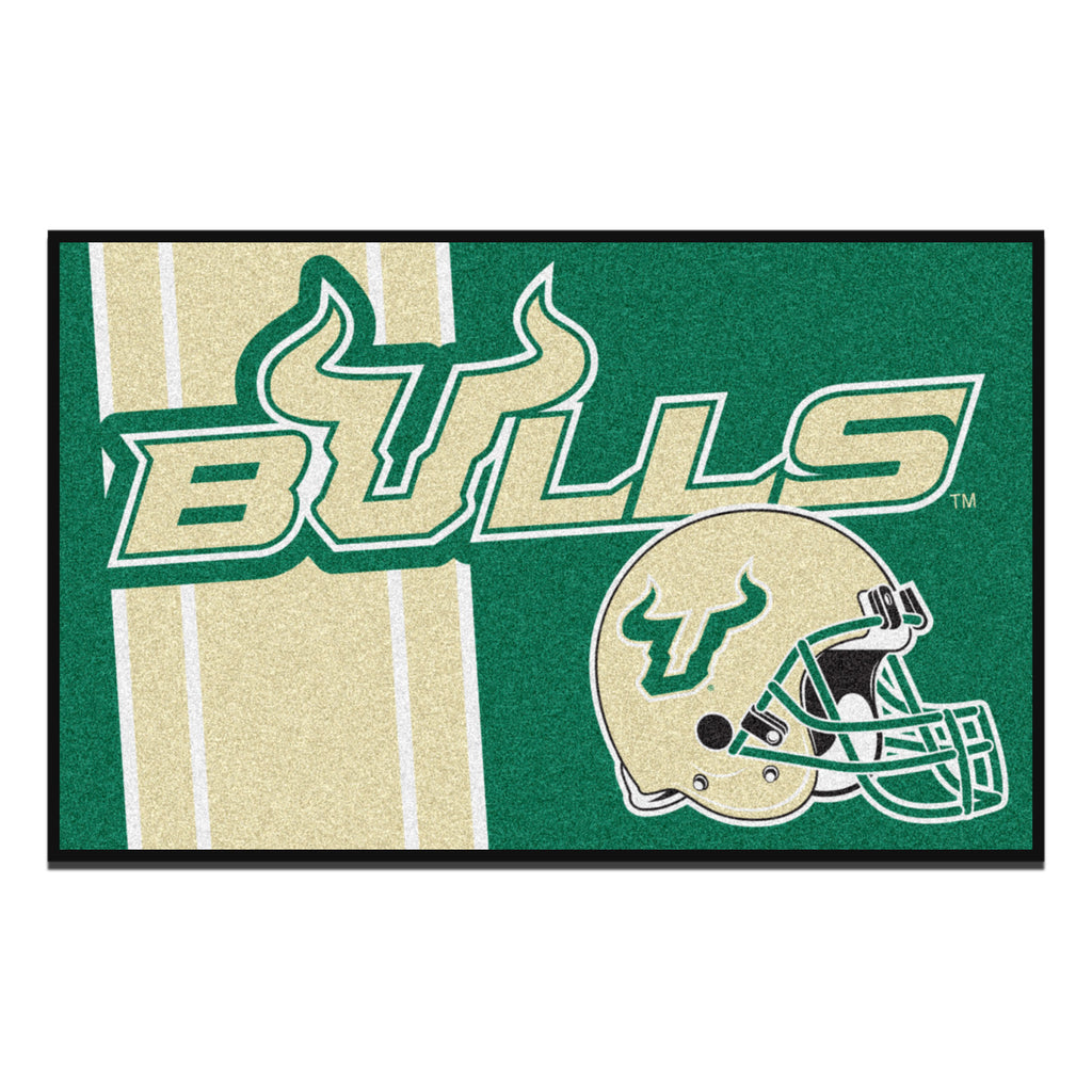 "University of South Florida Starter Mat 19""x30"""