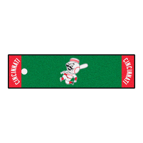 Retro Collection - 1967 Cincinatti Reds Putting Green Mat
