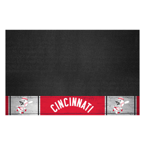 Retro Collection - 1967 Cincinatti Reds Grill Mat
