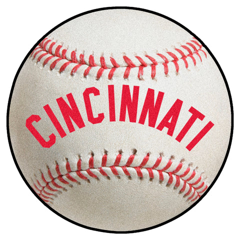 Retro Collection - 1967 Cincinatti Reds Baseball Mat