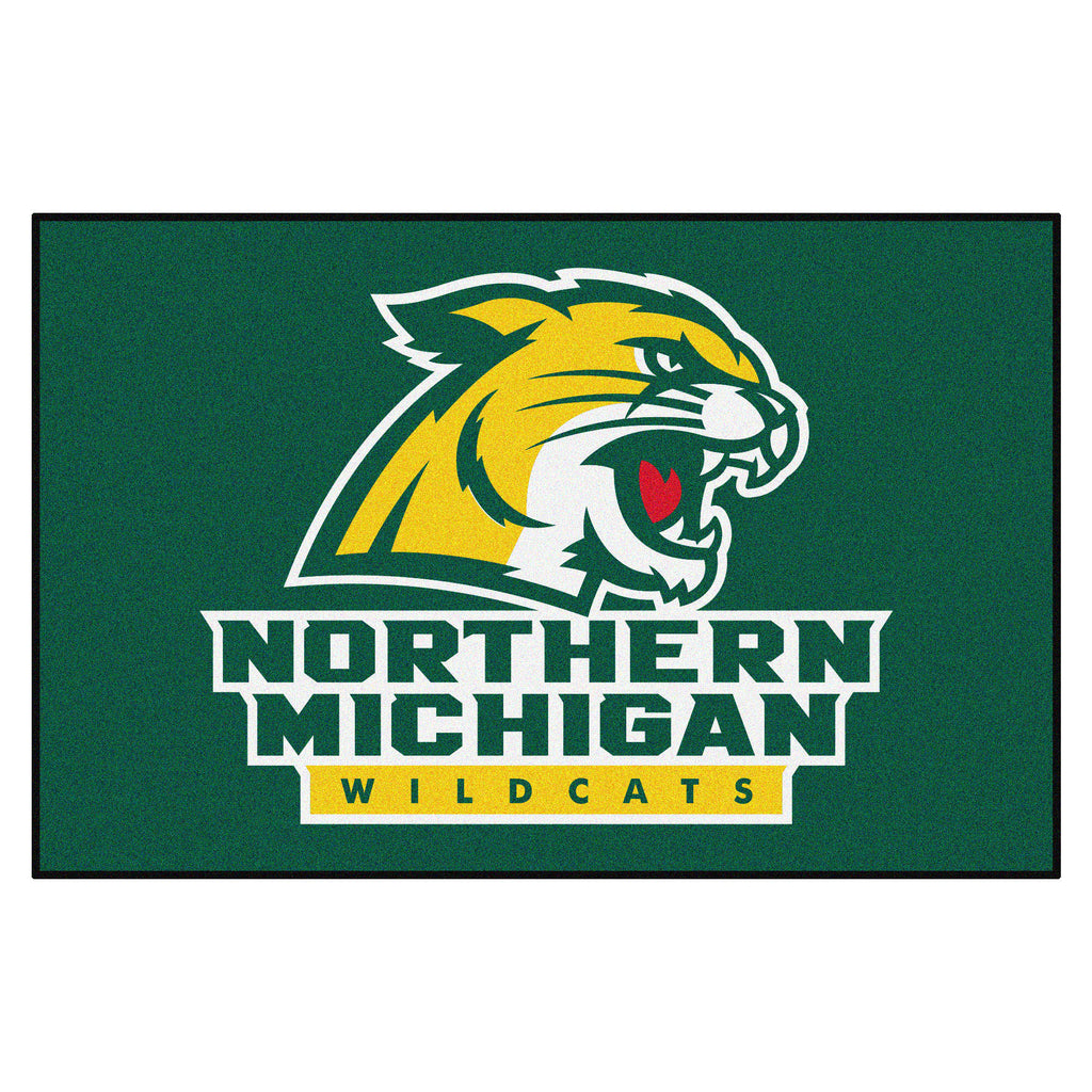 "Northern Michigan University Starter Mat 19""x30"""