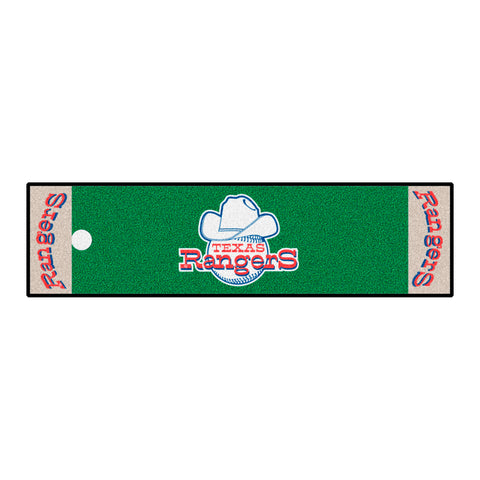 Retro Collection - 1972 Texas Rangers Putting Green Mat