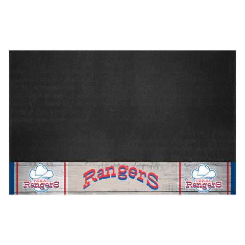 Retro Collection - 1972 Texas Rangers Grill Mat