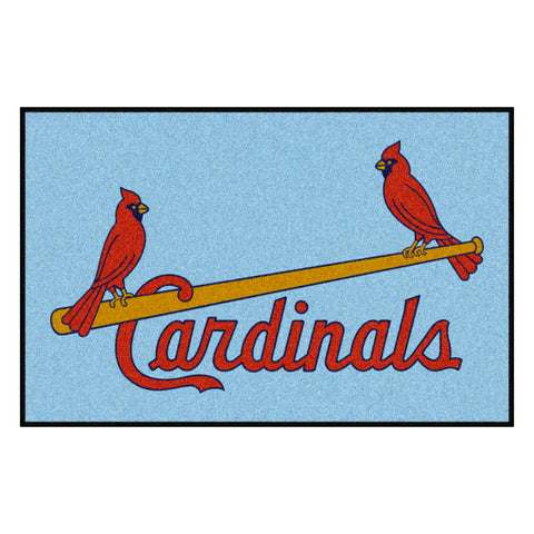 Retro Collection - 1976 St. Louis Cardinals Starter Mat