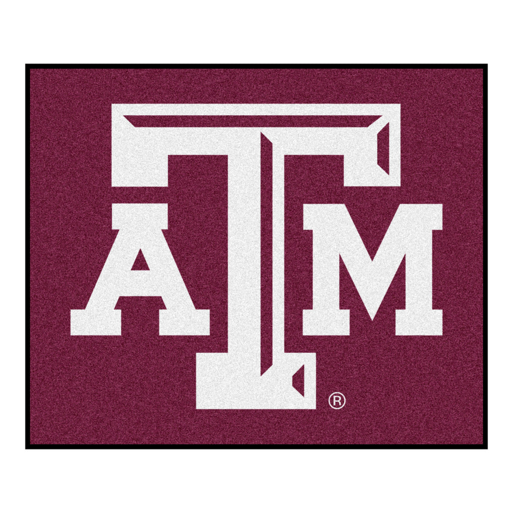 "Texas A&M University Tailgater Mat 59.5""x71"""