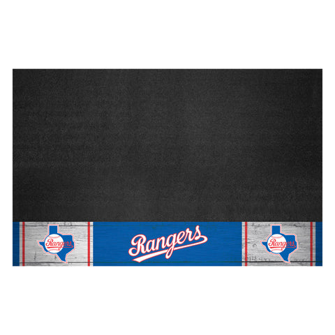 Retro Collection - 1984 Texas Rangers Grill Mat