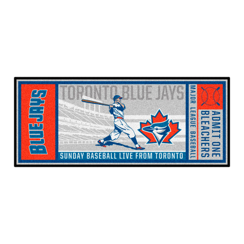 Retro Collection - 1997 Toronto Blue Jays Ticket Runner