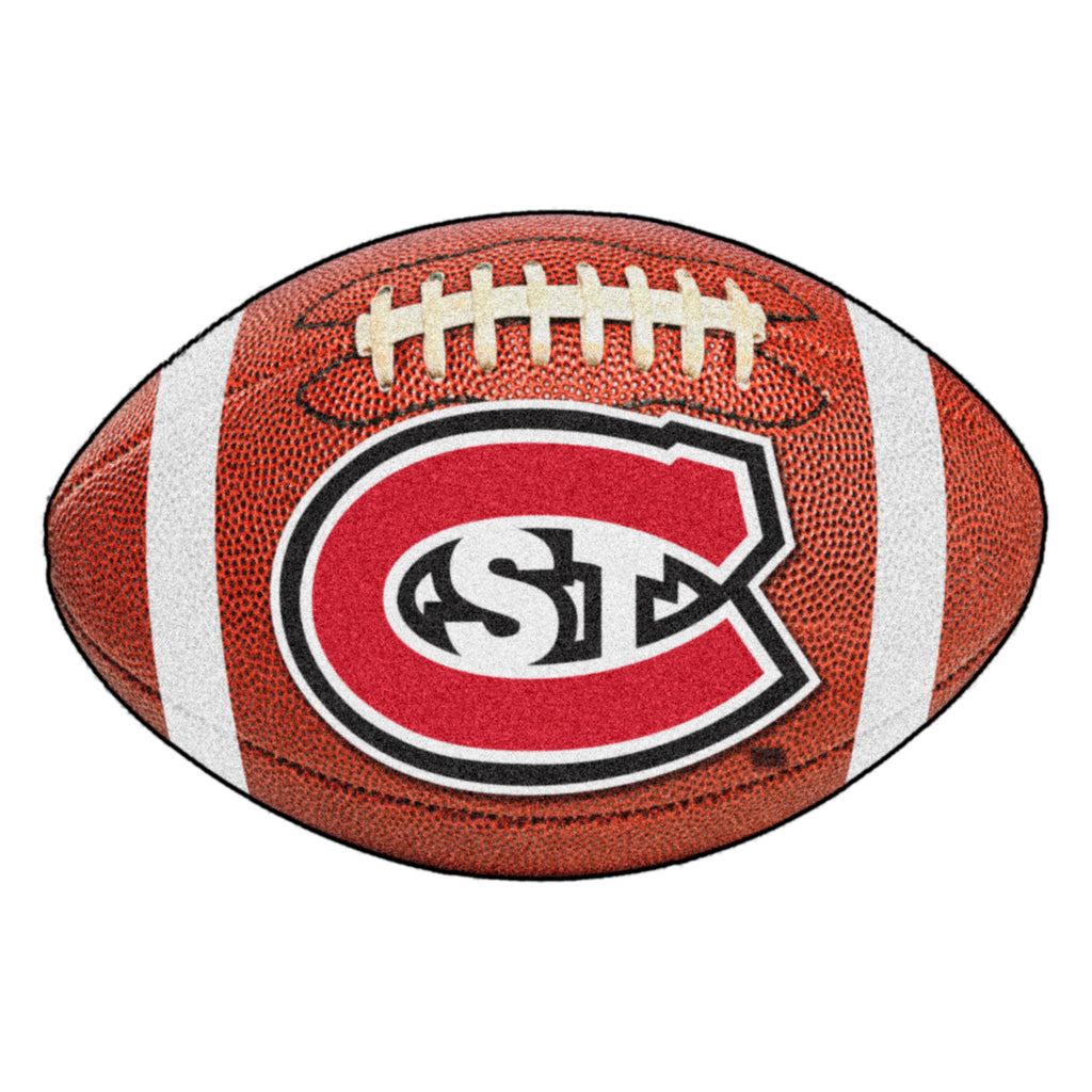 "St. Cloud State University Football Mat 20.5""x32.5"""