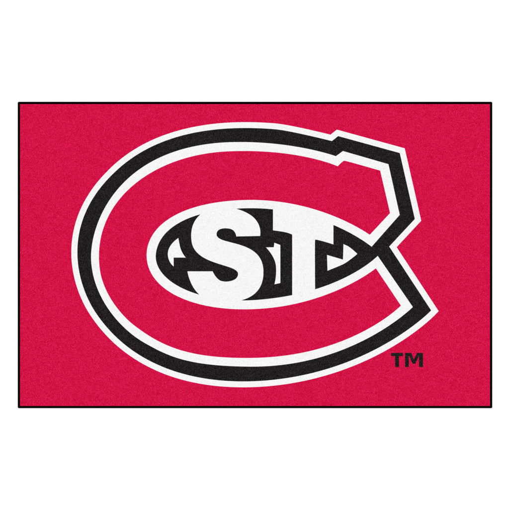"St. Cloud State University Starter Mat 19""x30"""