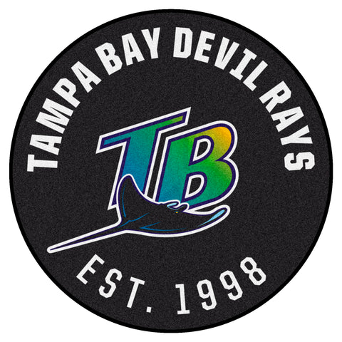 Retro Collection - 1998 Tampa Ray Devil Rays Roundel Mat