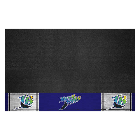 Retro Collection - 1998 Tampa Ray Devil Rays Grill Mat