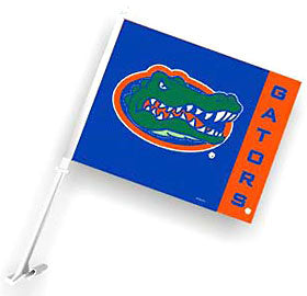 Florida Gators Car Flag