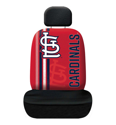 St. Louis Cardinals Seat Cover Rally Design