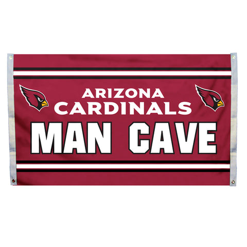 Arizona Cardinals Flag 3x5 Man Cave