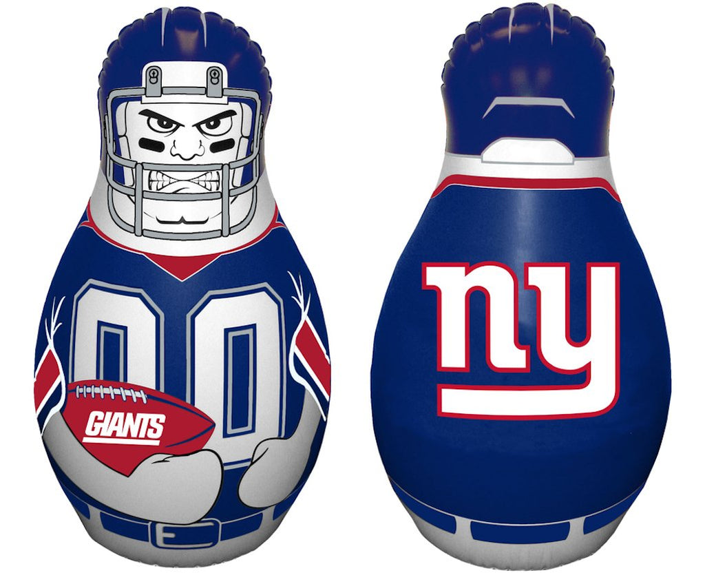 New York Giants Tackle Buddy Punching Bag