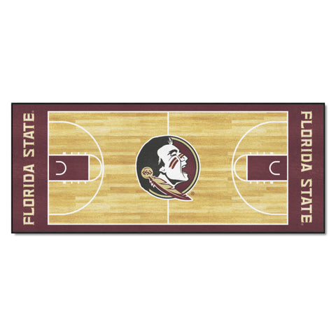 "Florida State University NCAA Basketball Runner 30""x72"""
