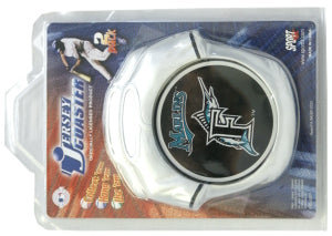 Florida Marlins Jersey Coaster Set