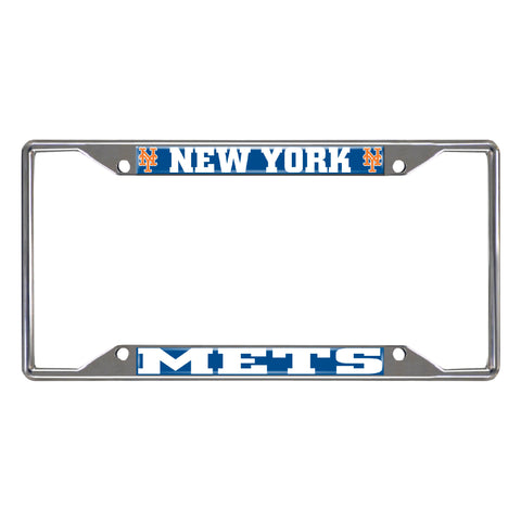 "MLB - New York Mets License Plate Frame 6.25""x12.25"""