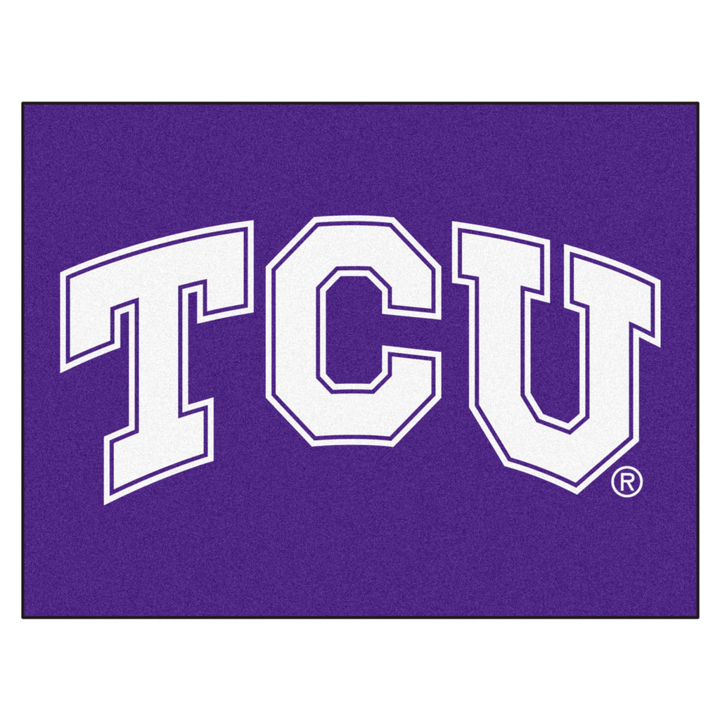 "Texas Christian University All-Star Mat 33.75""x42.5"""