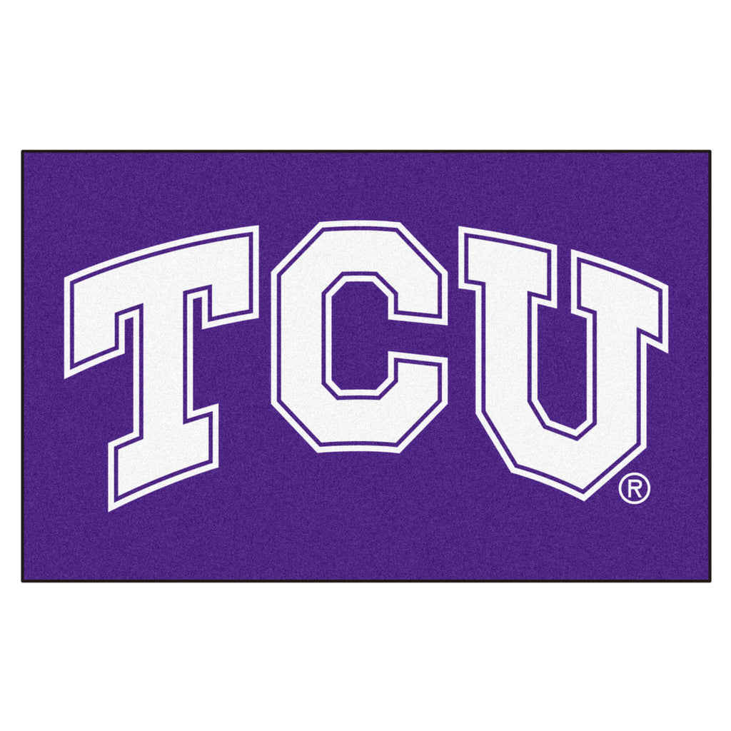"Texas Christian University Ulti-Mat 59.5""x94.5"""