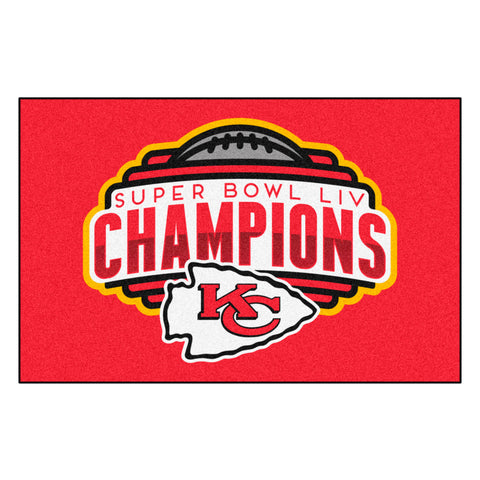 NFL - Kansas City Chiefs Super Bowl LIV Starter Mat