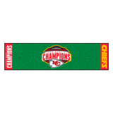 NFL - Kansas City Chiefs Super Bowl LIV Putting Green Mat