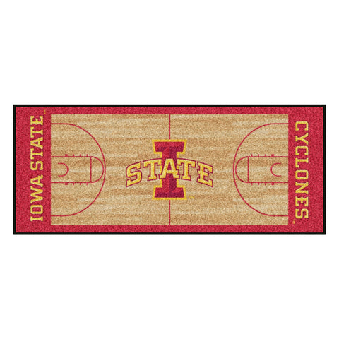 "Iowa State University NCAA Basketball Runner 30""x72"""