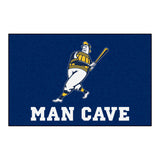 "MLB - Milwaukee Brewers Man Cave Starter 19""x30"""