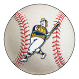 "MLB - Milwaukee Brewers Baseball Mat 27"" diameter"