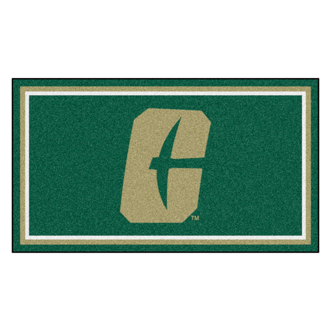 "University of North Carolina - Charlotte 3x5 Rug 36""x 60"""