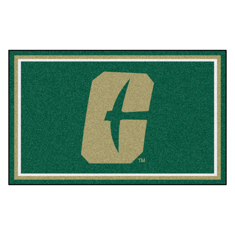 "University of North Carolina - Charlotte 4x6 Rug 44""x71"""