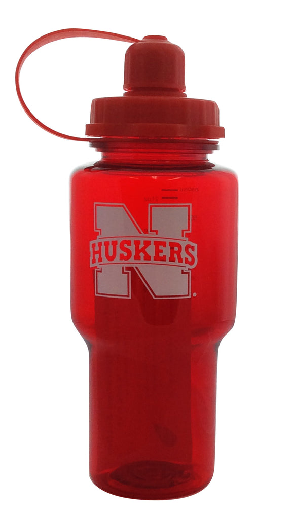 Nebraska Cornhuskers Travel Mate 24 oz Travel Mug - 'Huskers'