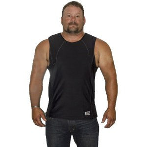 BulletBlocker NIJ IIIA Custom Bulletproof Gabriel Ballistic Base Layer Compression Vest (GSA & BVP Approved)